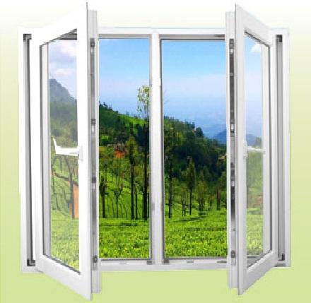 uPVC Casement Windows in Hyderabad
